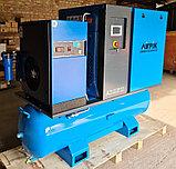 Компрессор винтовой APD-20V- 350-APF (с частотным приводом+двиг.PM), 1,35куб.м, 16бар, AirPIK, фото 4