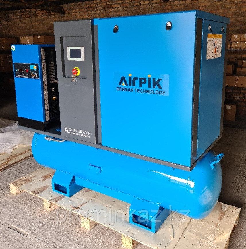 Компрессор винтовой APD-20V- 350-APF (с частотным приводом+двиг.PM), 1,35куб.м, 16бар, AirPIK