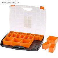 Органайзер STELS 90725 универсальный с контейнерами 425х330х60 мм