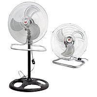 Напольный настольный вентилятор Сhangli Сrown FS-4521 - 2 в 1