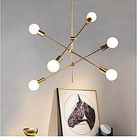 Люстра потолочная на 6 ламп
