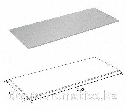 Пластина соединительная для удлинения угловой стойки