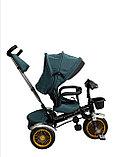 Детский трёхколёсный велосипед Cool Guy, фото 4