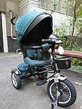 Детский трёхколёсный велосипед Cool Guy, фото 6
