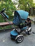 Детский трёхколёсный велосипед Cool Guy, фото 7