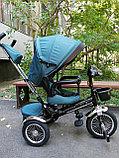 Детский трёхколёсный велосипед Cool Guy, фото 8
