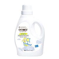 Ivly КОНДИЦИОНЕР для белья с экстрактами овсянки и белого чая Nature Baby Fabric Softener / 1800 мл.