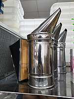 Дымарь пасечный, нержавеющая сталь.ЕВРО увеличенный, фото 1