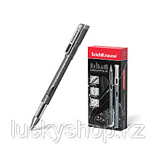Ручка гелевая ErichKrause® MEGAPOLIS® Gel, цвет чернил черный