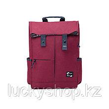 Рюкзак U'REVO College Leisure Backpack Красный