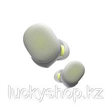 Беспроводные наушники Amazfit PowerBuds Бело-зеленый