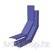 СЗП монтажного лотка North Aurora ЛМЗП 200*100-0.8-90-ОЦ