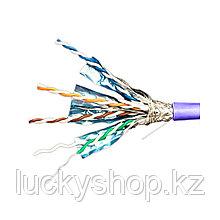 Кабель сетевой SHIP D177A-P Cat.6A S-FTP 30В LSZH