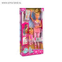 Кукла «Штеффи и Еви» набор «Школа балета»