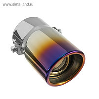 Насадка на глушитель TORSO, 138х58 мм,