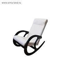 Кресло-качалка София, 530х1000х850, Светлый/ Венге