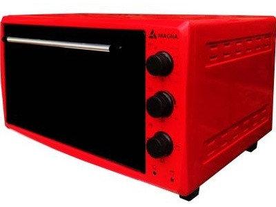 Настольная электропечь Magna MF3615-04RD красный