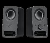 Колонки Logitech Z150 WHITE (система 2.0) (980-000815)