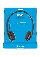 Гарнитура Logitech H340 981-000475