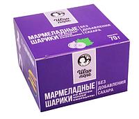 Мармеладные шарики с L-CARNITINE «Черная смородина» без сахара (70 г), фото 1