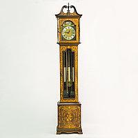 Напольные часы с четвертным боем. Часовая мастерская Franz Hermle & Sohne Германия. II половина XX века