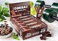Протеиновые палочки TOBEBAR «Шоколадный брауни» 6 палочек, 10шт х 66г (660 г)