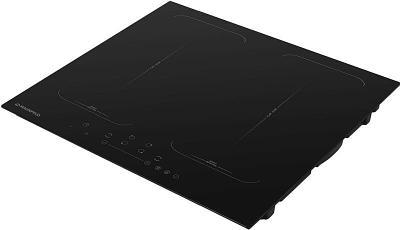 Варочная поверхность MAUNFELD EVI.594-FL2-BK черный
