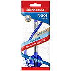 """Ручка шариковая настольная ErichKrause """"R-301 Desk Pen"""" синяя, 1,0мм, синий корпус, фото 2"""