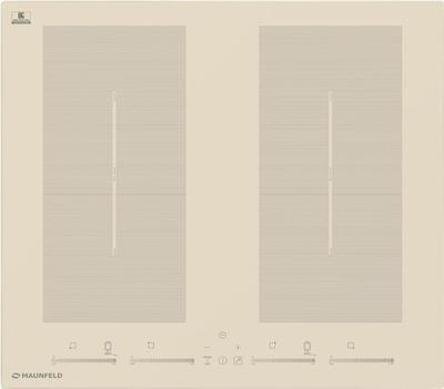Варочная поверхность MAUNFELD EVI.594.FL2 (S)-BG бежевый