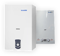 Газовый настенный котел ALEO L1P24, мощность 24 кВт 60-200 м² Дымоход в комплекте!