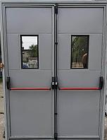 Технические распашные ворота