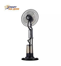 Вентилятор с водяным увлажнителем и таймером+пульт на 75 Вт