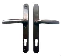 Дверная нажимная ручка Bremen для алюминиевых профильных дверей Dormakaba