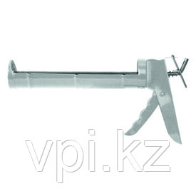 Пистолет для герметика полукорпусный усиленный, 310мм. ЭКСПЕРТ