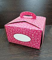 Картонные упаковки для тортов