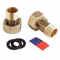 КМЧ - Комплекты монтажных частей с обратным клапаном ду 15