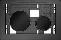 Клавиши для панели смыва TECE TECEloop, черные глянцевые