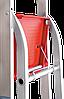 Стремянка алюминиевая NV500 6 широких ступеней профессиональная, фото 9