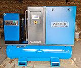 Компрессор винтовой для лазерной резки 1,35куб.м, 16бар, AirPIK, фото 3