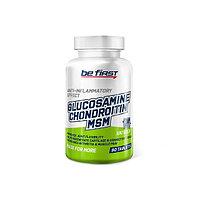 Средство для суставов и связок Be First - Glucosamine + Chondroitin + MSM Tablets,  90 таблеток