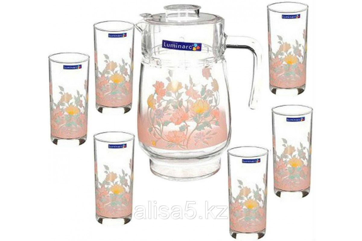 ARCOPAL ELISE набор для напитков 7 предметов, шт