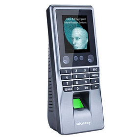 Биометрическая система учета доступа с отпечаком пальца и распознаванием лица. SmartLock CT-B209 Арт.6297