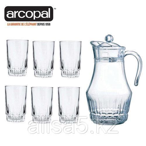 ARCOPAL LANCIER VICTORIA  набор для напитков7предм., шт