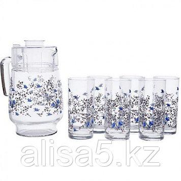 ARCOPAL ROMANTIQUE набор для напитков 7 предметов, шт