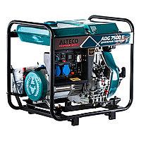 Дизельный генератор ALTECO ADG 7500 E