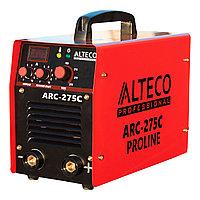 Сварочный аппарат ALTECO ARC 275 C PROLINE