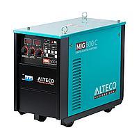 Сварочный аппарат ALTECO MIG 500 C + катушка