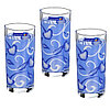 BLUE FLORA набор для напитков 7 предметов, шт, фото 2