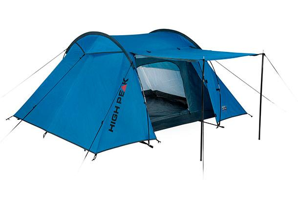 Палатка HIGH PEAK Мод. KALMAR 2 (2-x местн.)(240x170x105см)(2,90кГ) R89085