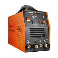 Установка плазменной резки Plasma 33 Multi (рез 8мм/сваркаTIG 120А/MMA 110А, сеть 220В, с комплектом, пр-во